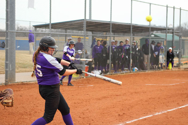 Softball games canceled for fourth time