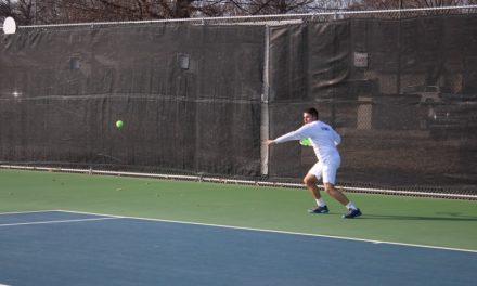 Tennis serves up another win