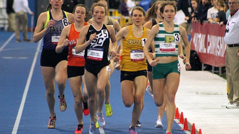 Runners give all at Nationals