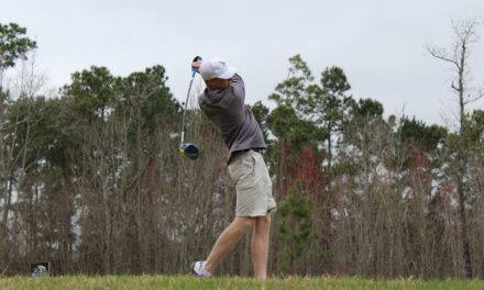 Golf teams open at first conference tournament