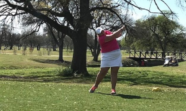 Ladies golf shoot straight at Broken Arrow
