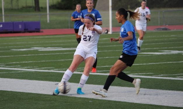 Women's soccer poaches York Panthers in 4-0 clash