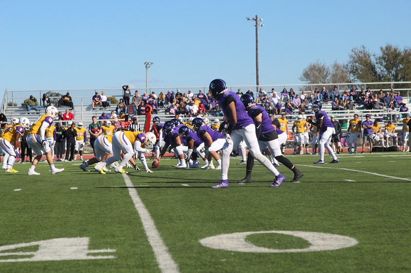 Football defeated by #2 Coyotes