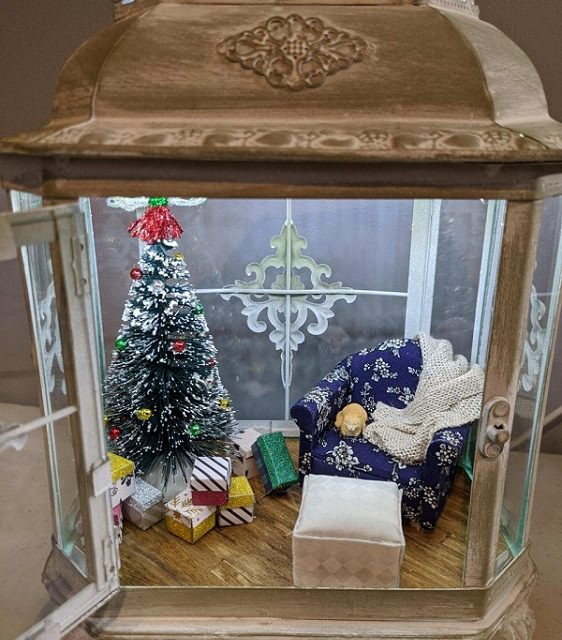 Hand made gifts grant sentimental value