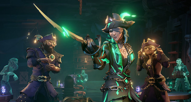 'Sea of Thieves' delivers fresh multiplayer experience