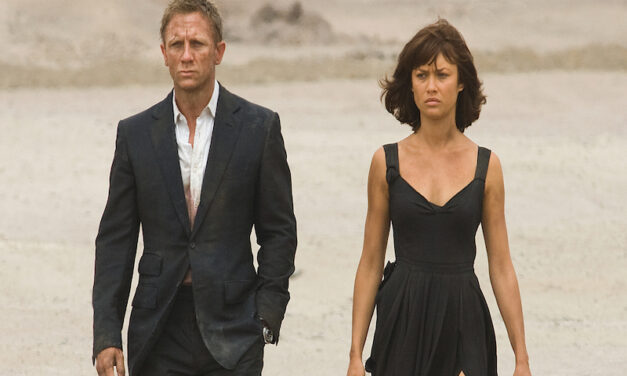 'Quantum of Solace' fails to live up to predecessor