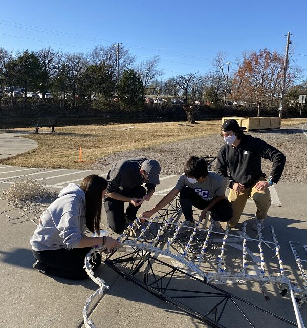 All-campus service project gets different look this year