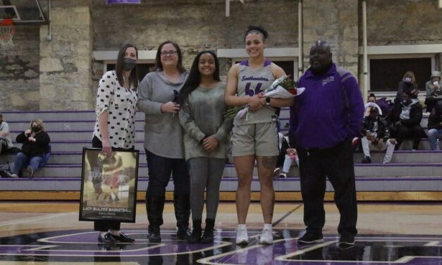 Athletes gain recognition on senior night