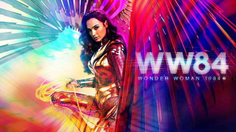 Wonder Woman sequel fails to stand up to original