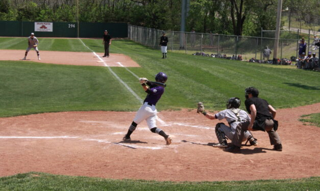 Baseball bested by 10th ranked team