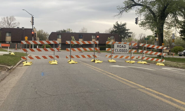 Construction on 9th Ave. inconveniences students